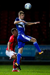 Adam Biss of Bristol Rovers - Mandatory by-line: Robbie Stephenson/JMP - 29/10/2019 - FOOTBALL - County Ground - Swindon, England - Swindon Town v Bristol Rovers - FA Youth Cup Round One
