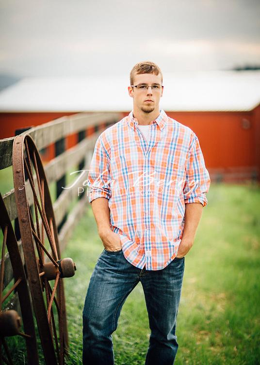 September 30, 2014.  <br /> Keegan Woolford Senior Portraits.  William Monroe High School Class of 2015.