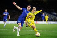 Chelsea v BATE Borisov 25/10/18