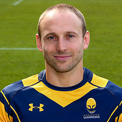 Chris Pennell of Worcester Warriors - Mandatory by-line: Robbie Stephenson/JMP - 25/08/2017 - RUGBY - Sixways Stadium - Worcester, England - Worcester Warriors Headshots