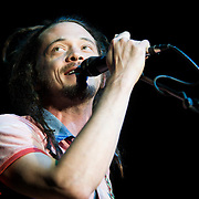SOJA performs at Merriweather on May 3, 2014.