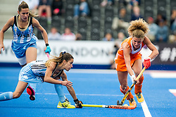 The Netherlands v Argentina - Final Hockey Champions Trophy, Lee Valley Hockey and Tennis Centre, London, UK on 26 June 2016. Photo: Simon Parker