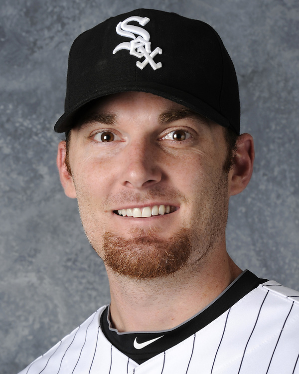GLENDALE, AZ - FEBRUARY 26:  Phil Humber of the Chicago White Sox poses for a portrait during photo day on February 26, 2011 at Camelback Ranch in Glendale, Arizona. (Photo by Ron Vesely)