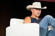 "LAS VEGAS, NV - JULY 10:  Donald ""Cowboy"" Cerrone looks on during UFC Fan Expo Day 3 at the Las Vegas Convention Center on July 10, 2016 in Las Vegas, Nevada. (Photo by Cooper Neill/Zuffa LLC/Zuffa LLC via Getty Images) *** Local Caption *** Donald ""Cowboy"" Cerrone"