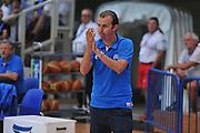 TRENTO TRENTINO BASKET CUP - 07082013 - ITALIA GEOGIA<br /> NELLA FOTO : SIMONE PIANIGIANI<br /> FOTO CIAMILLO
