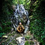 Vénérable Nyanadharo MahaThéra, promu Phra Khru Bhavanna Voradham Vidhésa  Moine de la Forêt