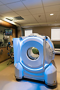 Dr. Graupman and the Mobile CT Scanner inside the PICU at Gillette Children's Speciality Healthcare in Saint Paul, Minnesota, Friday, Jan. 24, 2020.