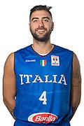 Pietro Aradori<br /> Nazionale Italiana Maschile Senior - Headshot<br /> FIP 2017<br /> Torino, 20/11/2017<br /> Foto M.Ceretti / Ciamillo-Castoria