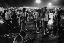 The Grateful Dead at Pine Knob Music Theatre, Clarkston, MI on 20 June 1991