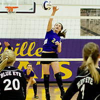 09-22-14 Berryville Varsity Volleyball vs. Blue Eye