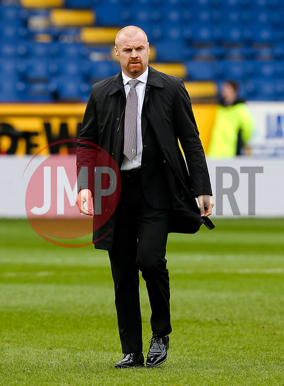 Burnley Manager Sean Dyche  - Photo mandatory by-line: Matt McNulty/JMP - Mobile: 07966 386802 - 28/02/2015 - SPORT - Football - Burnley - Turf Moor - Burnley v Swansea City - Barclays Premier League