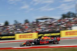 October 22, 2018 - Austin, United States - Motorsports: FIA Formula One World Championship; 2018; Grand Prix; United States, FORMULA 1 PIRELLI 2018 UNITED S GRAND PRIX , Circuit of The Americas#33 Max Verstappen (NDL, Red Bull Racing) (Credit Image: © Hoch Zwei via ZUMA Wire)