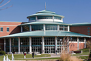 St. Louis Missouri MO USA, University of Missouri St. Louis. Student union building