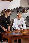 Traditional handmade gigngerbread cookies in Dworek Tradycja Szczecin Poland photos by Piotr Gesicki