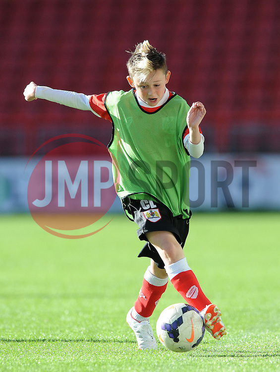 - Photo mandatory by-line: Dougie Allward/JMP - Mobile: 07966 386802 - 12/05/2015 - SPORT - Football - Bristol - Ashton Gate Stadium - Bristol City Academy
