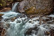 Yanganuco river, Cordillera Blanca, Andes mountains, Peru