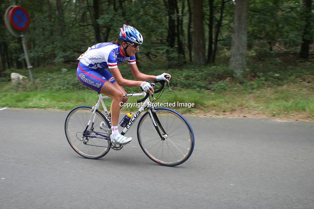 Ladiestour 2008 Hellendoorn<br />Moniek Tenniglo