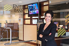 Debbie Psihountas at Enterprise Bank
