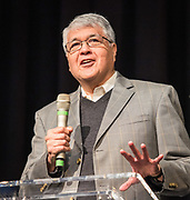 R.T. Garcia comments during the R.T. Garcia Early Childhood Winter Conference, January 26, 2019.
