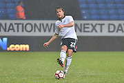 Bolton Wanderers Defender, Lawrie Wilson (23) during the The FA Cup 3rd round match between Bolton Wanderers and Crystal Palace at the Macron Stadium, Bolton, England on 7 January 2017. Photo by Mark Pollitt.