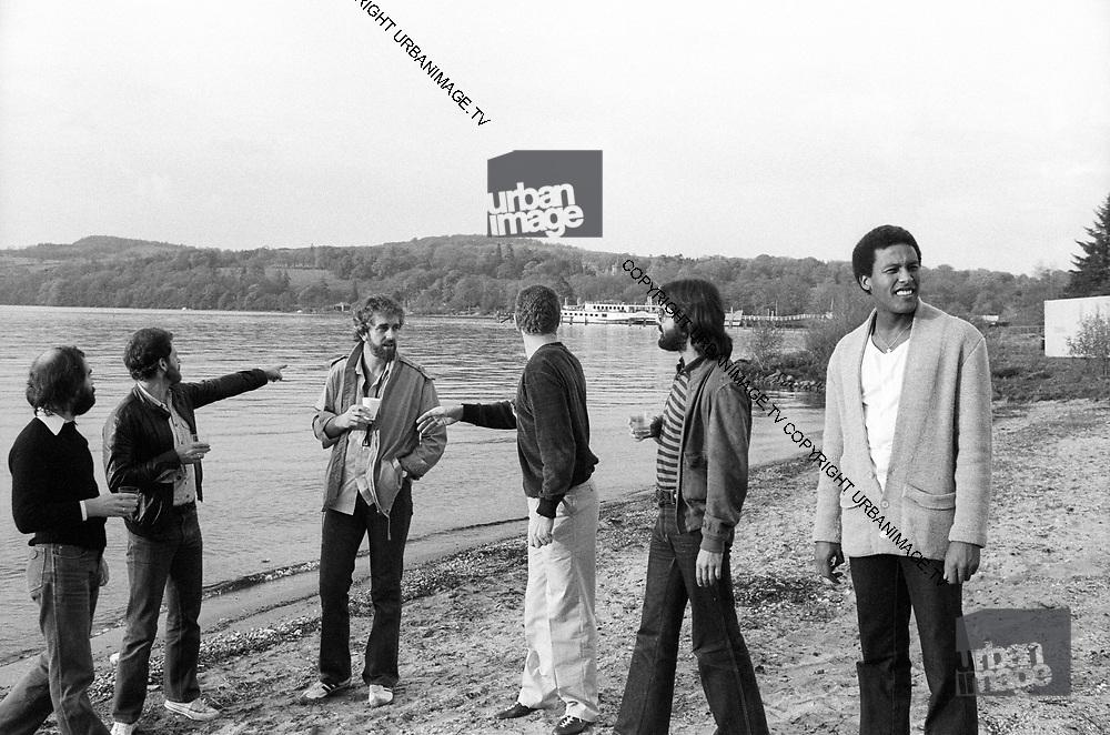 Average White Band - The Loch Lomond Rock Festival 1979