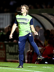 Wycombe Wanderers manager Gareth Ainsworth - Mandatory by-line: Robbie Stephenson/JMP - 09/08/2016 - FOOTBALL - Adams Park - High Wycombe, England - Wycombe Wanderers v Bristol City - EFL League Cup