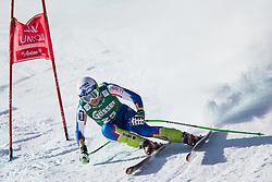 12.01.2013, Karl Schranz Abfahrt, St. Anton, AUT, FIS Weltcup Ski Alpin, Abfahrt, Damen im Bild Ilka Stuhec (SLO) // Ilka Stuhec of Slovenia in action during ladies Downhill of the FIS Ski Alpine World Cup at the Karl Schranz course, St. Anton, Austria on 2013/01/12. EXPA Pictures © 2013, PhotoCredit: EXPA/ Johann Groder