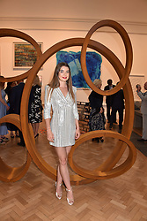 Eva Grundan at the Royal Academy Of Arts Summer Exhibition Preview Party 2018 held at The Royal Academy, Burlington House, Piccadilly, London, England. 06 June 2018.