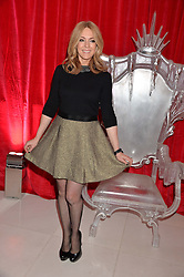 HELEN FOSPERO at a pre party for the English National Ballet's Christmas performance of The Nutcracker was held at the St.Martin's Lane Hotel, St.Martin's Lane, London on 12th December 2013.