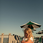 Sarah and Samantha  at Dunes Club, Narragansett, RI,  June222014. Photo: Tripp Burman