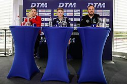 October 14, 2016 - Hockenheim, Germany - Motorsports: DTM race Hockenheim, Saison 2016 - 9. Event Hockenheimring, GER, #48 Edoardo Mortara (ITA, Audi Sport Team Abt Sportsline, Audi RS5 DTM), #11 Marco Wittmann (GER, BMW Team RMG, BMW M4 DTM) , #2 Gary Paffett (GBR, Mercedes-AMG DTM Team ART, Mercedes-AMG C 63 DTM) (Credit Image: © Hoch Zwei via ZUMA Wire)