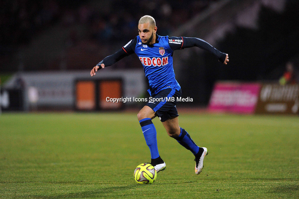 Layvin KURZAWA  - 07.03.2015 -  Evian Thonon / Monaco -  28eme journee de Ligue 1 <br />