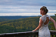 Lisa and Trevor Summit Chalet Wedding at Lutsen Mountains