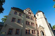 Schloss Kromsdorf bei Weimar, Thüringen, Deutschland   castle Kromsdorf near Weimar, Thuringia, Germany