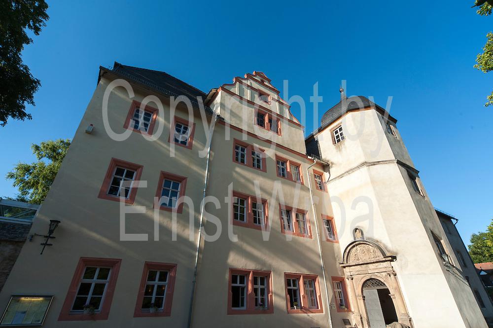 Schloss Kromsdorf bei Weimar, Thüringen, Deutschland | castle Kromsdorf near Weimar, Thuringia, Germany