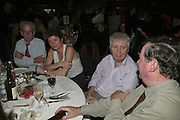 Spectator team: Mary Reid, Stuart Reid, Clarke Hayes, Pat Coyne and Ferninand Mo, THE RAPT QUIZ, 13 November  2006, Hammersmith Town Hall. ONE TIME USE ONLY - DO NOT ARCHIVE  © Copyright Photograph by Dafydd Jones 66 Stockwell Park Rd. London SW9 0DA Tel 020 7733 0108 www.dafjones.com