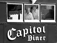 Buddy and Bobby Fennell, Capitol Diner, Lynn Ma