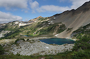 Tapto Lakes Basin, North Cascades National Park, Washington