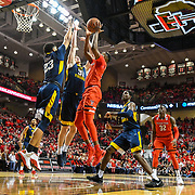 West Virginia v Texas Tech 1/13/2018 MBB