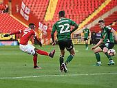 Charlton Athletic v Scunthorpe United