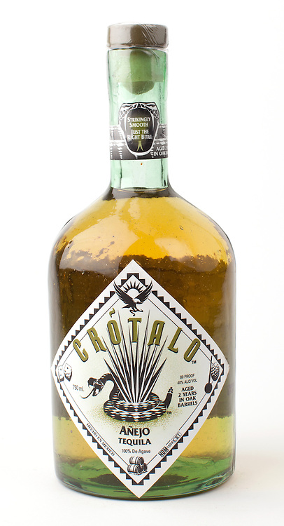 Crotalo anejo -- Image originally appeared in the Tequila Matchmaker: http://tequilamatchmaker.com