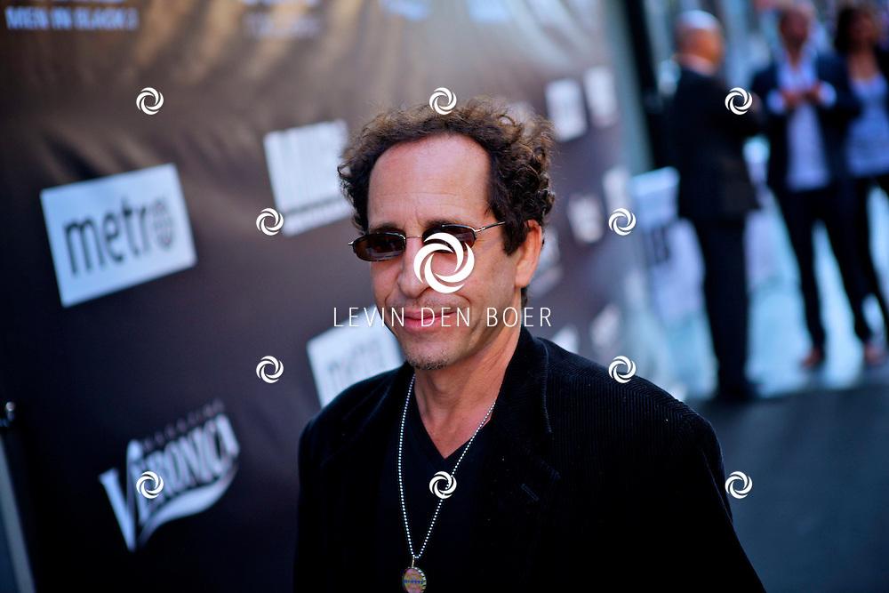 AMSTERDAM - Galapremiere van de nieuwe 3D bioscoopfilm MEN IN BLACK 3 in Pathe Tuschinski.  Met op de foto acteur Larry David Eudene die een kleine bijrol had in MIB3 maar is er later uitgeknipt. FOTO LEVIN DEN BOER - PERSFOTO.NU