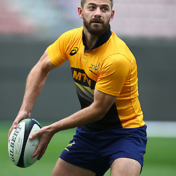 Willie le Roux of South Africa during the South African - Springbok Captain's Run at DHL Newlands Stadium. Cape Town.South Africa. 22,06,2018 23,06,2018 Photo by (Steve Haag JMP)