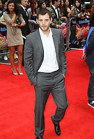 Mike Skinner The Inbetweeners Movie world premiere, Vue Cinema, Leicester Square, London, UK, 16 August 2011:  Contact: Rich@Piqtured.com +44(0)7941 079620 (Picture by Richard Goldschmidt)