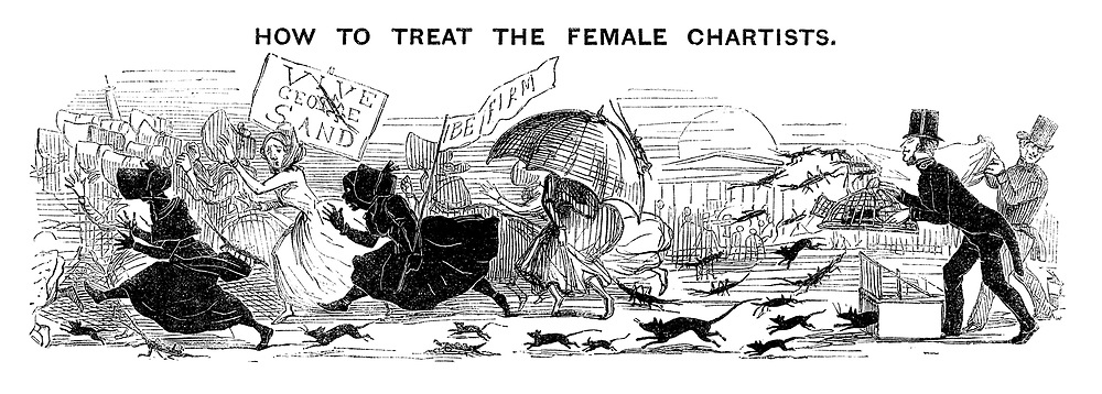 How to Treat the Female Chartists.