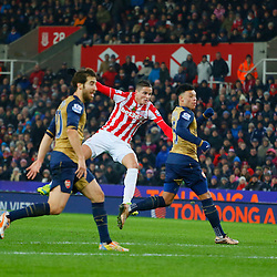 Stoke v Arsenal   Premier League   17 January 2016