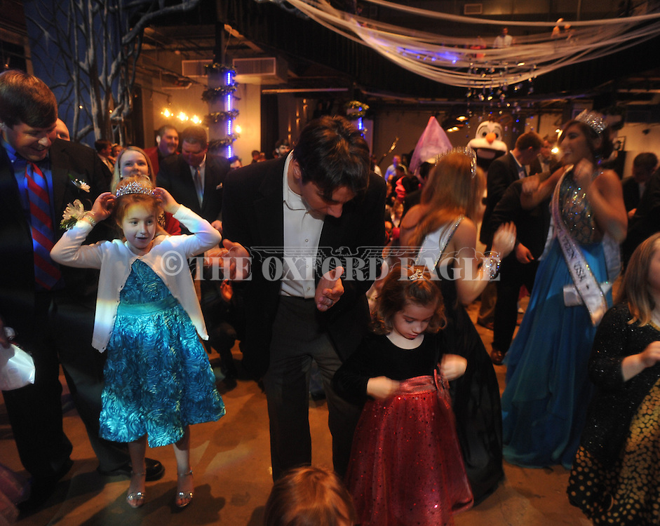 Princess Ball at the Lyric in Oxford, Miss. on Monday, February 9, 2015.