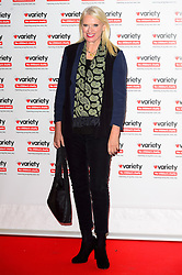 © Licensed to London News Pictures. 18/10/2016. ANNEKA RICE attends the Variety Showbiz Awards at the Hilton Park Lane Hotel. London, UK. Photo credit: Ray Tang/LNP