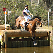 Darren Chiacchia (USA) and Better I Do It at the 2007 Red Hills Horse Trials in Tallahassee, Florida