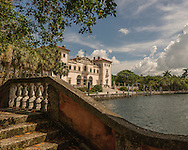 Vizcaya From The Teahouse